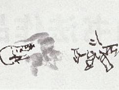 绘画教程:鹰的画法