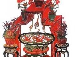 中国民间艺术:皮影戏