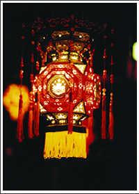 中国民间艺术:花灯