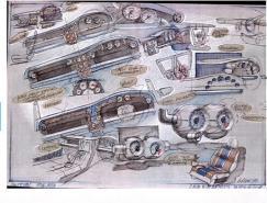 一组汽车,体育投注手稿欣赏