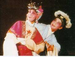 中国戏曲剧种:瓯剧
