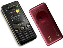 SonyEricssonW660手机设计