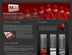 OASIM商业网站设计欣赏