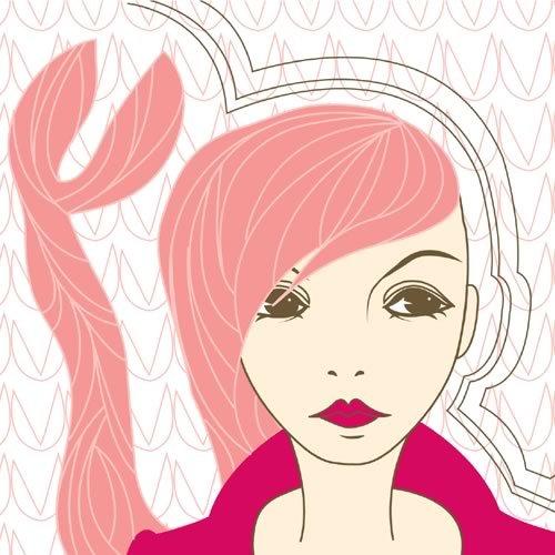 Louise插画作品欣赏
