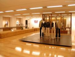 日本无印良品MUJI专卖店室内设计