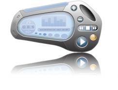 Photoshop鼠绘MP3