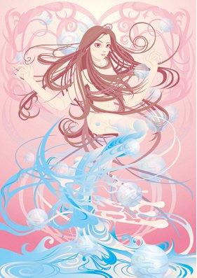 Erotic神话人物插画欣赏