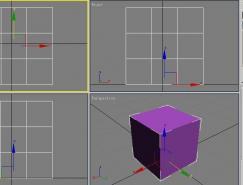 3DMAX制作一个麻将骰子