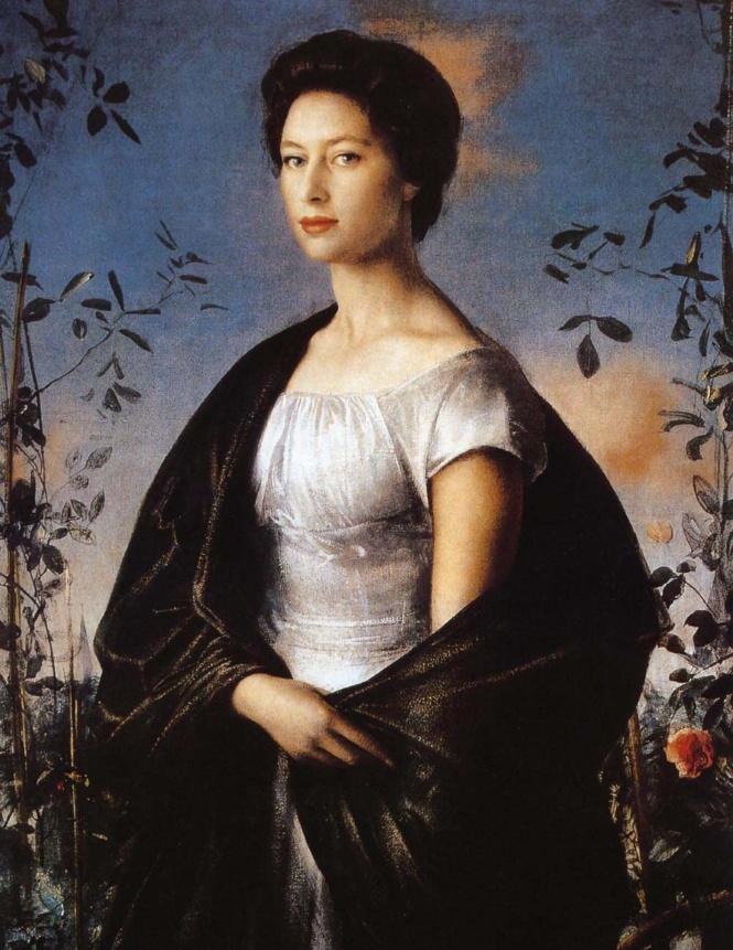 巴拉巴拉公主_意大利画家皮埃特罗·阿尼戈尼 (Pietro Annigoni)(9) - 设计之家