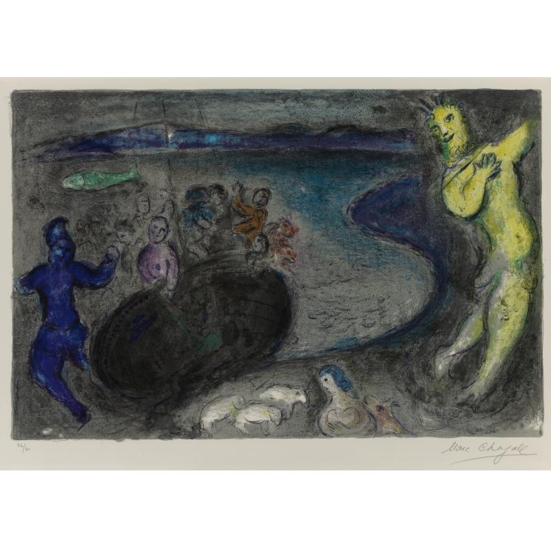 俄国画家马克·夏加尔marc chagall (一)(5)图片