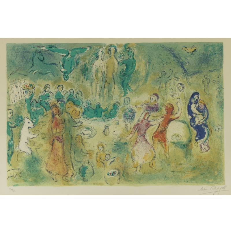 俄国画家马克·夏加尔marc chagall (一)(6)图片