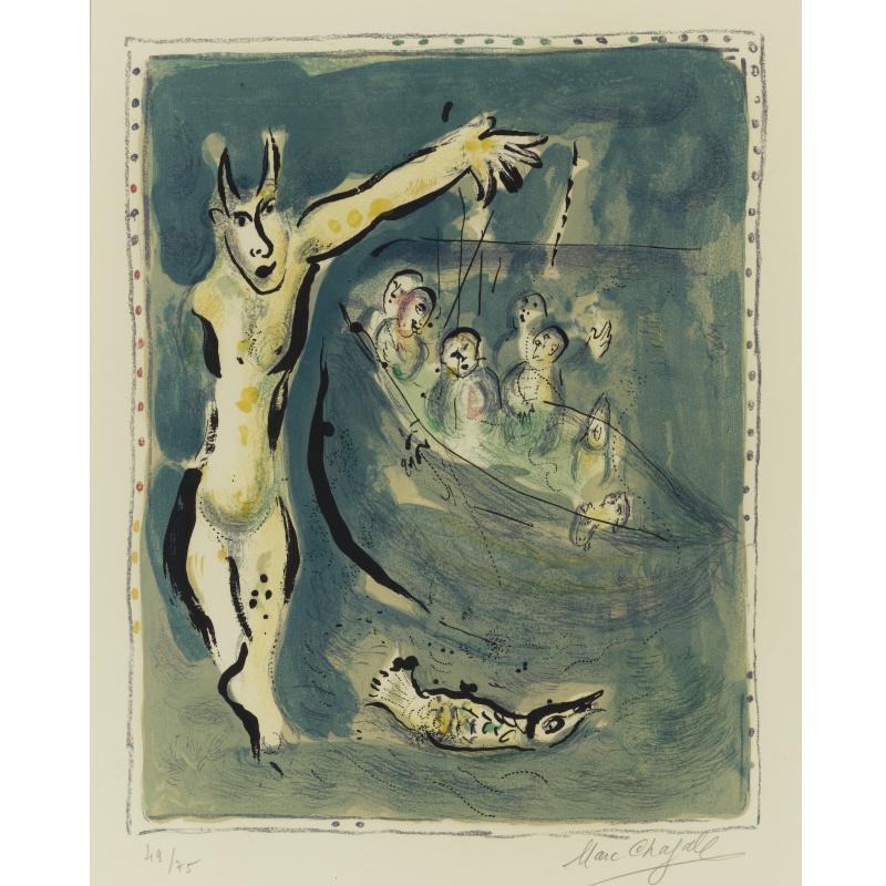 俄国画家马克·夏加尔marc chagall (一)(7)图片