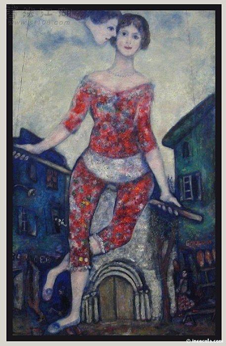 俄国画家马克·夏加尔marc chagall (二)(3)图片