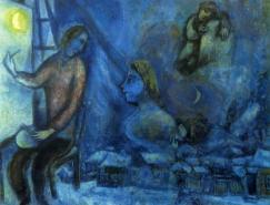 俄国画家马克·夏加尔MarcChagall(三)