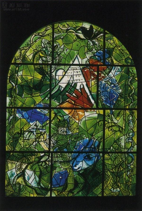 俄国画家马克·夏加尔marc chagall (三)(8) - 设计之家图片