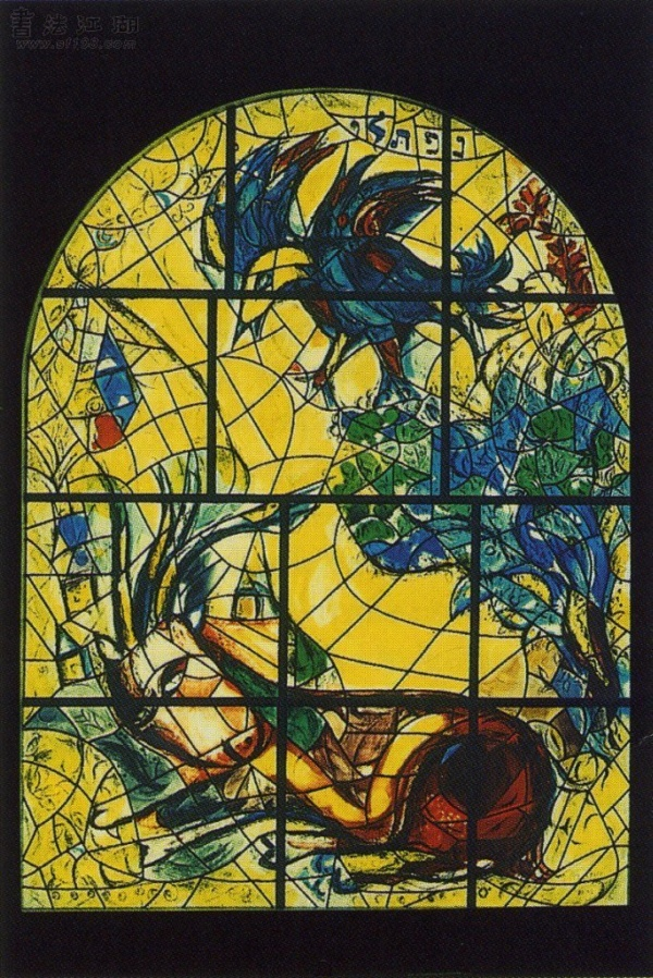 俄国画家马克·夏加尔marc chagall (三)(9) - 设计之家图片