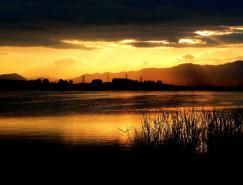 风光摄影:前景中景和后景的运用
