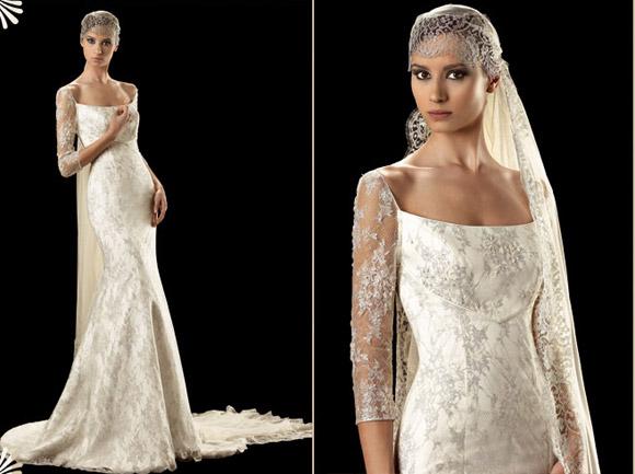 2007年秋冬francsarabia婚纱