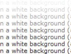 如何使网页的字体和颜色更易
