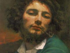 法国画家居斯塔夫·库尔贝(GustaveCourbet,1819-1877)