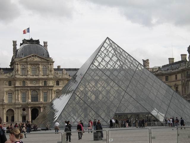 世界三大博物馆:卢浮宫博物馆