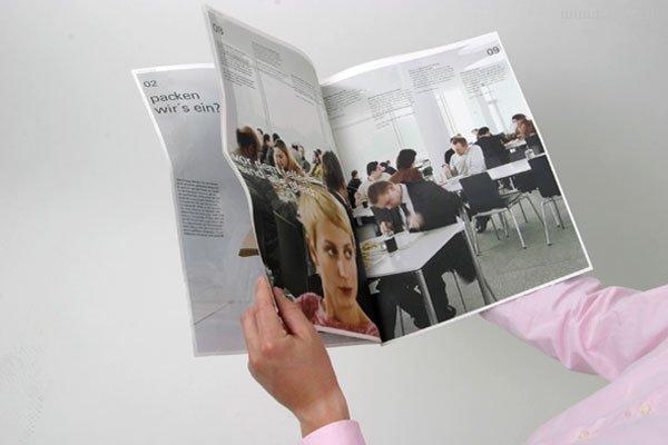 德国hauserlacour杂志版式设计
