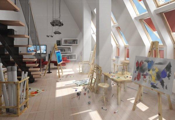 精美3D室内效果图欣赏