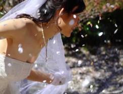 Photoshop調色教程:唯美色調婚紗
