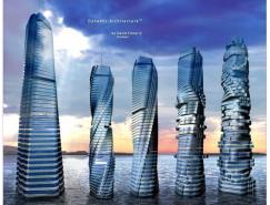 前衛:Dynamic摩天大樓建筑設計