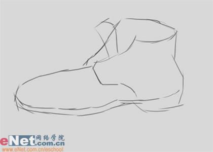 为什么我用ps铅笔工具鼠绘线条就很扭曲,但一些高手就能画得线条流畅图片