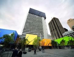 建筑设计欣赏:布里斯班广场