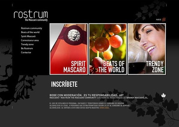 FAdesign网页界面设计