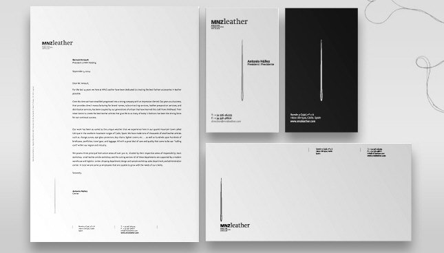 davidmarthan品牌VI设计