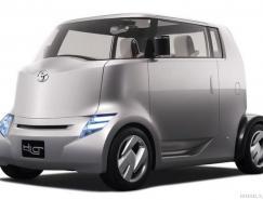 2007东京车展:丰田Hi-CT概念车
