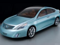 2007东京车展:NISSANIntima概念车