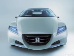 2007东京车展:HondaCR-Z概念车