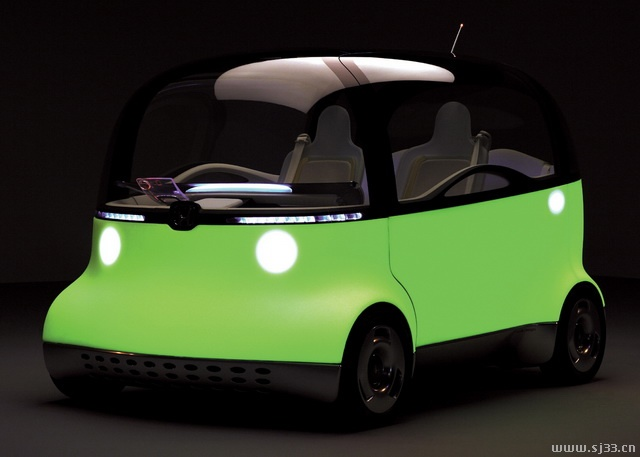 2007东京车展:HondaPUYO概念车