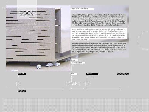 Bionic网页设计