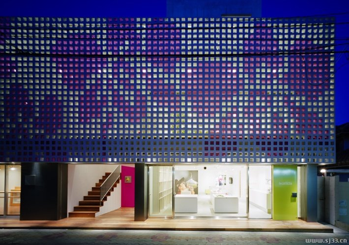 AiCafe建筑欣赏