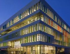 丹麥3XN建筑事務所作品:ørestad大學