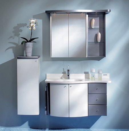 洗脸台_detremmerie简约的卫生间洗脸台设计(6) - 设计之家