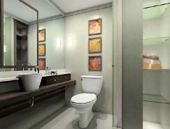 衛浴間設計竅門集錦