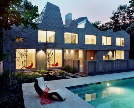SAGAPONAC住宅设计