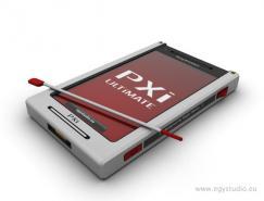 索爱PXi概念手机设计