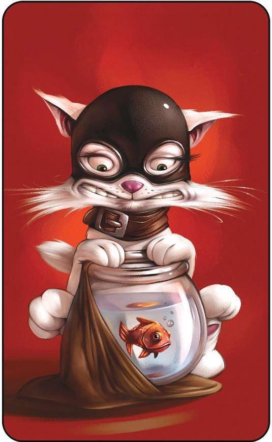 国外可爱动物漫画欣赏(4)