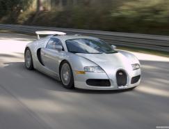 世界跑车之王BugattiVeyron