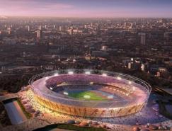 HOKSport作品:倫敦2012奧林匹克體育場