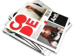 CODE杂志版式设计欣赏
