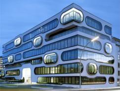 建筑欣賞:漢堡AnderAlster1大