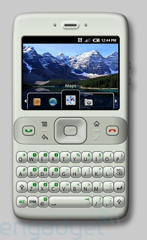 GOOGLE移动操作系统AndroidUI设计